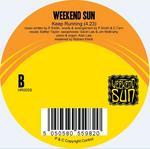 WEEKEND SUN - Figo (Back Cover)