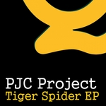 PJC PROJECT - Tiger Spider EP (Front Cover)