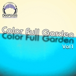 MELOHMAN & JAVI BORA/MR FEW & SANDRO S/PHIL DECKER/POL ON/SCAN MODE - Color Full Garden Vol 1 (Front Cover)