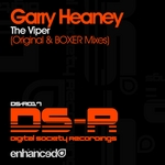 HEANEY, Garry - The Viper (Front Cover)