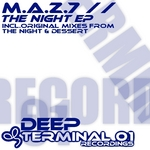 MAZ7 - The Night EP (Front Cover)