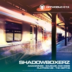 SHADOWBOXERZ - Awakenings EP (Front Cover)