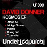 DONNER, David - Kosmos EP (Front Cover)
