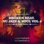 Reel People: Broken Beat, Nu Jazz & Soul Vol 4 (Sample Pack WAV/APPLE/LIVE/REASON)