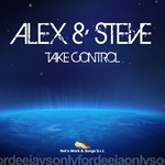 ALEX & STEVE - Take Control (Front Cover)