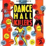 VARIOUS - Dancehall Killers Vol 2 (Front Cover)