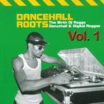 VARIOUS - Dancehall Roots Vol 1 (Front Cover)