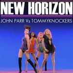 PARR, John vs TOMMYKNOCKERS - New Horizon (Front Cover)