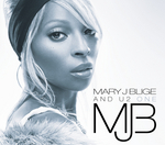 MARY J BLIGE - One (UK Version) (Front Cover)