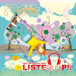 VARIOUS - Listen Up! 2011 (Front Cover)