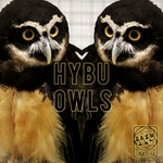 HYBU - Owls EP (Front Cover)