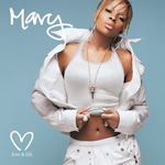 MARY J BLIGE - Love & Life (Front Cover)