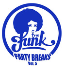 VARIOUS - Party Breaks Vol 5 (Front Cover)