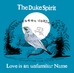 DUKE SPIRIT, The - Love Is An Unfamiliar Name (Front Cover)