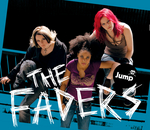 THE FADERS - Jump (Live) (Front Cover)