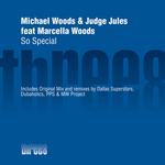 WOODS, Michael - So Special (Front Cover)