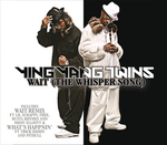 YING YANG TWINS - Wait (Front Cover)