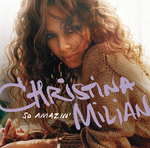 CHRISTINA MILIAN - So Amazin' (UK) (Front Cover)