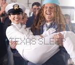 TEXAS - Sleep (Front Cover)