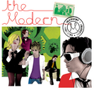 THE MODERN - Industry (2 Track CD) (Front Cover)