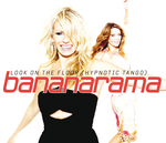 BANANARAMA - Look On The Floor (Front Cover)