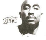 2PAC - Ghetto Gospel (Front Cover)