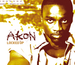 AKON feat STYLES P - Locked Up (UK Version) (Front Cover)