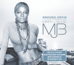 MARY J BLIGE - Enough Cryin' (UK Version) (Front Cover)