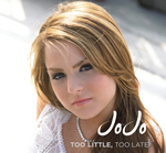 JOJO - Too Little Too Late (Front Cover)