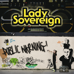 LADY SOVEREIGN - Public Warning (e-deluxe Album) (Front Cover)