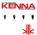 KENNA - Out Of Control (State Of Emotion) (Front Cover)