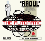 THE AUTOMATIC - Raoul (New Version) (Front Cover)