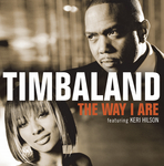 TIMBALAND feat KERI HILSON - The Way I Are (UK Radio Edit Version) (Front Cover)