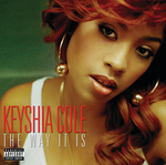 KEYSHIA COLE - The Way It Is (UK Only Version) (Front Cover)