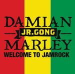 DAMIAN MARLEY - Welcome To Jamrock (Front Cover)