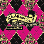 REMI NICOLE - Digital EP (Front Cover)
