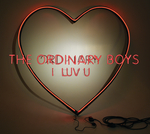 THE ORDINARY BOYS - I Luv U (Front Cover)