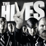 THE HIVES - The Black and White album (Front Cover)