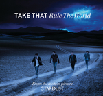 TAKE THAT - Rule The World (live) (Front Cover)