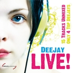 VARIOUS - Deejay Live! (Front Cover)