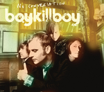 BOY KILL BOY - No Conversation (Front Cover)