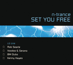 N-TRANCE - Set You Free (Front Cover)