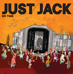 JUST JACK - No Time (Elektrons Data Transfer Radio Edit) (Front Cover)