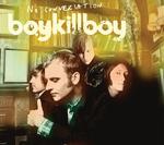 BOY KILL BOY - No Conversation (Front Cover)