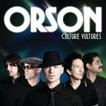ORSON - Culture Vultures (Front Cover)
