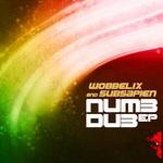 WOBBELIX vs SUBSAPIEN - Numb Dub EP (Front Cover)