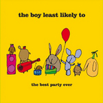 BOY LEAST LIKELY TO, The - The Best Party Ever (Front Cover)