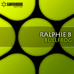 RALPHIE B - Bullfrog (Front Cover)