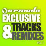 VARIOUS - Armada Exclusive Tracks & Remixes Vol 1 (Front Cover)