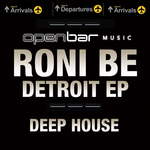 RONI BE - Detroit EP (Front Cover)